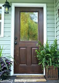 single glass front doors. Half Glass Front Door Single Doors Furniture Outstanding Porch Design Ideas With Stone Tampa: Full N