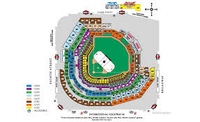 Stubhub Tickets Sports Tickets St Louis Cardinals Seating