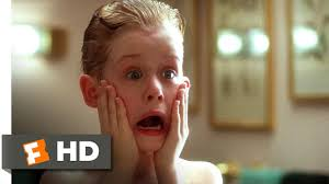 Small Picture Home Alone 15 Movie CLIP Kevin Washes Up 1990 HD YouTube