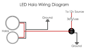 halo light wiring diagram wiring diagrams best halo headlight installation instructions guide halo light wiring diagram back to table of contents all products