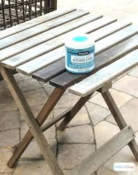 wooden outdoor furniture painted. Wood For Outdoor Furniture Give Wooden Patio A Makeover  With Paint I Love How Painted