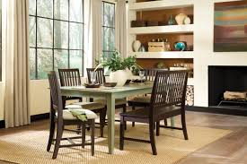 green dining room furniture. WhiteWood Espresso And Moss Green Dining Set Room Furniture P