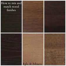 Mixing Wood Stains How To Mix Match And Coordinate Wood Stains Undertones