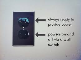 an electrician explains how to wire a switched half hot outlet what