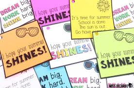 Summer Gift Tags Free Gift Tags For The End Of The Year