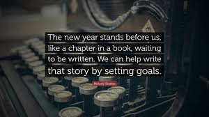 Image result for the new year stands before us