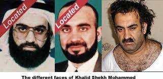 Image result for terrorist Khalid Sheikh Mohammed