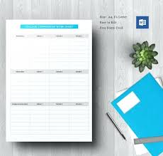 Comparison Chart Template Excel Word Free – Eyeswideopen.info