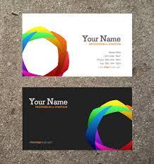 Free Sample Business Cards Templates Visiting Cards Template Cityesporaco 2