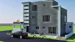 Small Picture 10 Marla modern architecture house plan Corner Plot DESIGN IN