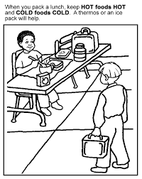 At esl kids world we offer high quality printable pdf worksheets for teaching young learners. Healthy Food Coloring Pages For Kids Coloring Home