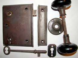 antique door locks. Exellent Antique Antique Restoration Hardware Earlyrimlock18  In Door Locks O