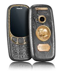 CAVIAR - Nokia 3310 Summit