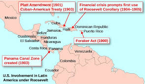 Image result for After leaving Panama, Roosevelt went to the territory of Puerto Rico and then back to U.S. on November 26.