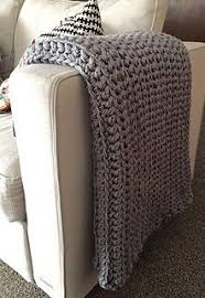 Crochet Throw Patterns Extraordinary EASY BEGINNERS AFGHAN Pattern By Christine Rosen Crochet