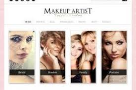 hotshotsfxa web design management e merce make up artist template