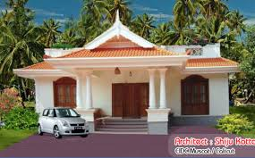 1155 square feet 2 bedroom kerala style low budget home design and plan