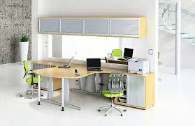 design contemporary office large size l shaped desk and modern natural wooden table top also home office alluring person home office design