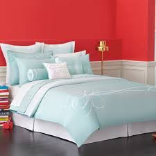 might be getting this kate spade duvet cover and sheet set