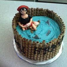 Shark Cake Decorating Photos