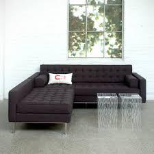gus modern spencer loft bisectional sectionals