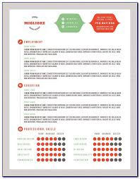 Your cv talks a lot about you and your career. Colorful Resume Template Free Vincegray2014