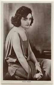 NPG Ax160188; Pola Negri - Portrait - National Portrait Gallery