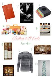 For Him Gifts Valentine S Gifts For The Gents Jillian Harris Christmas Gifts For Him