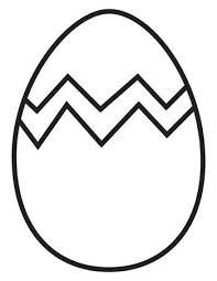 Small Picture Easter Colouring Pages for Preschoolers