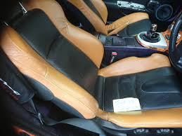 image of how many seats does a 350z have