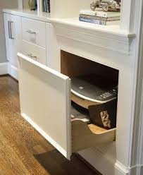 Office Cabinetry Ideas Custom Storage Ideas Interior Cabinet Accessories From Greenfield Cabinetry Contemporaryhomeoffice Office