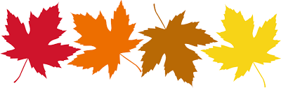 Image result for autumn leaf clipart