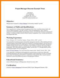 8 Example Resume Objective Statement Emt Resume