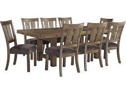 Rectangle Dining Room Tables Signature Design By Ashley Tamilo Rectangle Dining Room Table With