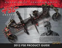 Pse Archery Catalog 2012 By Davy Goedertier Issuu