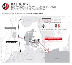 It is a strategic infrastructure project to create a new gas supply corridor. How A Petition Against The Baltic Pipe Failed In Denmark Biznesalert En