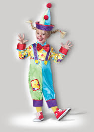 Details About Toddler Clown Baby Costume Incharacter X Small Halloween Circus Carnival