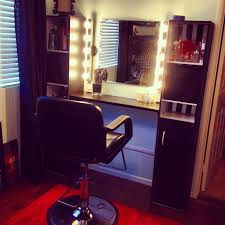 Best lighting for makeup vanity Dressing Photo Of Make Up Vanity Lights Makeup Vanity With Lights And Mirror Best Bathroom And Vanity Hemling Interiors Photo Of Make Up Vanity Lights Makeup Vanity With Lights And Mirror