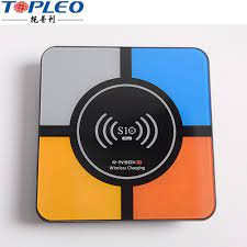 Wireless Charging For Phone Firmware Update S10 Plus 4gb 32gb Rk3328 Android  8.1 Internet Smart Tv Box - Buy Internet Smart Tv Box,4gb Ram 32gb Rom Android  Tv Box,Firmware Update Rk3328 Quad-core