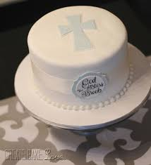 Boy Baptism Cake Create Bake Love Baby Baptism Baby Shower