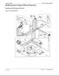 Mercruiser 4 3 1999 wiring diagram