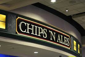 Head Over To Chips N Ales For Delicious Dining With An