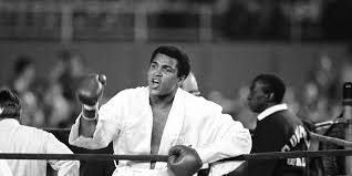 <b>Muhammed Ali's</b> most famous quotes and pre-fight rhymes ...