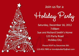 Template For Christmas Party Invitation Free Printable Holiday Flyer Templates Party Invitations Template