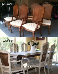 french chair upholstery ideas. before and after diy reupholstering furniture ideas (19) french chair upholstery