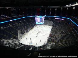 Nationwide Arena Seating Chart Nationwide Arena View From Section 303 Vivid Seats