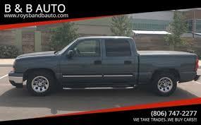 Chevrolet Silverado 1500 Classic For Sale in Lubbock, TX - B ...