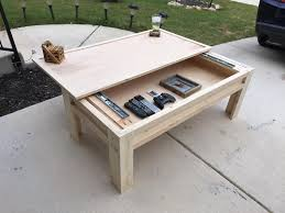 Amazing DIY Coffee Table Plans with Best Coffee Table Plans