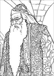 Small Picture Harry Potter Coloring Pages All Characters Gianfredanet