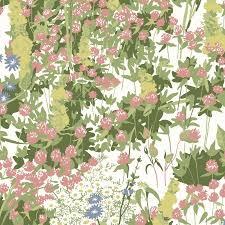 Small Picture BorasTapeter Scandinavian Designer Wallpaper Herbarium By Stig